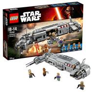 Звездные войны Военный транспорт Сопротивления Лего 75140, фото 1