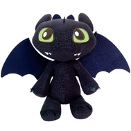 Игрушка Dragons Большой плюшевый дракон Беззубик со звуком, фото 1