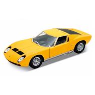 Игрушка модель машины 1:18 Lamborghini Miura (18017), фото 1