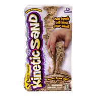 Песок для лепки, Kinetic sand, коричневый, 910 гр. (71400), фото 1