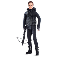 Кукла Гейл Хоторн (The Hunger Games. Mockingjay - Part 2), коллекционная Black Label, Mattel, фото 1