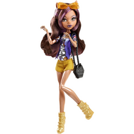 Кукла Клодин Вульф - Бу Йорк, Бу Йорк, Школа Монстер Хай (CHW54), фото 1