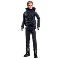 Кукла Пит Мелларк (The Hunger Games. Mockingjay - Part 2), коллекционная Black Label, Mattel, фото 1