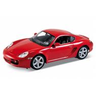 Игрушка модель машины 1:18 Porsche Cayman S (18008), фото 1