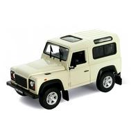 Игрушка модель машины 1:24 Land Rover Defender (22498), фото 1