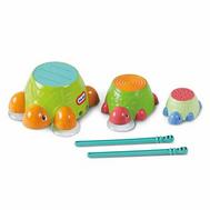 Игрушка для ванны Черепашки-барабаны (632266), фото 1