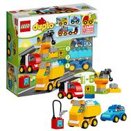 Дупло Мои первые машинки Лего 10816, фото 1