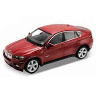 Игрушка модель машины 1:24 BMW X6 (24004), фото 1
