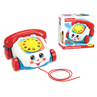 Игрушечный телефон-каталка Fisher Price (Фишер Прайс) (77816), фото 1