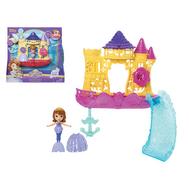 Набор для ванны Плавающий замок Софии Mattel (CKC90), фото 1