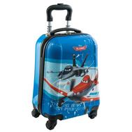 Чемодан детский  Самолеты Disney 4 колеса Erich Krause (Эрих Краузе) (35815), фото 1