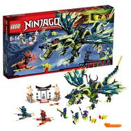 Ниндзяго Атака Дракона Морро Лего 70736, фото 1