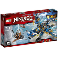 Дракон Джея Лего 70602, фото 1