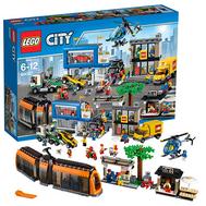 Город Городская площадь Лего 60097, фото 1
