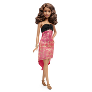 Barbie® Fashionistas™ Doll 24 Crazy For Coral - Petite, фото 1