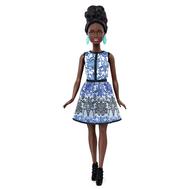 """Кукла Барби """"Модницы - Миниатюрная"""" Blue Brocade 26 см. (DMF27), фото 1"""