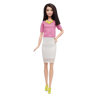 "Кукла Барби ""Модницы - Рослая"" White & Pink Pizzazz (DMF32), фото 1"