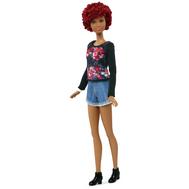 Barbie® Fashionistas™ Doll 33 Fab Fringe - Tall, фото 1