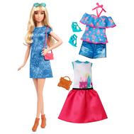 Barbie® Fashionistas™ 43 Lacey Blue Doll & Fashion - Tall, фото 1