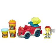 """Игровой набор Play-Doh Город """"Пожарная машина"""" (B3416), фото 1"""