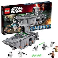 Звездные войны Транспорт Первого Ордена Лего 75103, фото 1