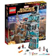 Супер Герои Нападение на башню Мстителей Лего 76038, фото 1