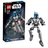 Звездные войны Джанго Фетт Лего 75107, фото 1
