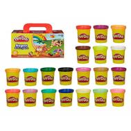 Игровой набор Play-Doh  из 20 баночек, фото 1