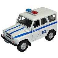 Игрушка модель машины УАЗ  31514 ПОЛИЦИЯ (42380PB), фото 1