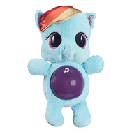 Игрушка MLP мягкая пони-ночник, фото 1