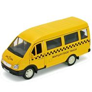 Игрушка модель машины ГАЗель ТАКСИ (42387ATI), фото 1