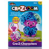CRA-Z-LOOM Набор для творчества - фигурка Щеноки цветные резиночки, фото 1