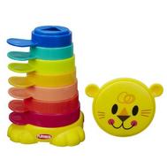 Игрушка Playskool Пирамидка-львенок возьми с собой (B0501), фото 1