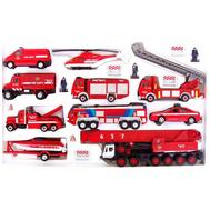 """Игрушка набор машин """"Пожарная служба"""" 20 шт. (99610-20B), фото 1"""