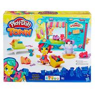 """Игровой набор Play-Doh Город""""Магазинчик домашних питомцев"""" (B3418), фото 1"""
