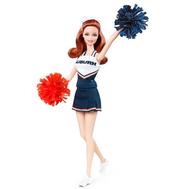 """Кукла Барби Коллекционная """"Университет Обернск, Чирлидеры"""" Pink Label (W3520), фото 1"""