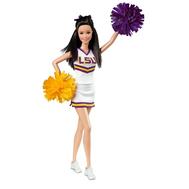 """Кукла Барби Коллекционная """"Университет Луизиана, Чирлидеры"""" Pink Label (W3519), фото 1"""