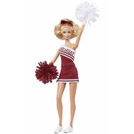 """Кукла Барби Коллекционная """"Университет Арканзас, Чирлидеры"""" Pink Label (Y2359), фото 1"""