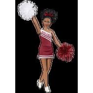 """Кукла Барби Коллекционная """"Университет Арканзас, Чирлидеры"""" Pink Label (Y2360), фото 1"""