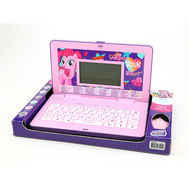My Little Pony. Компьютер детский GT8246 My Little Pony рус/англ, 80 функций, на батарейках, в короб, фото 1