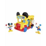 Школьный автобус Mickey mouse Mattel (Маттел) (CBP00), фото 1