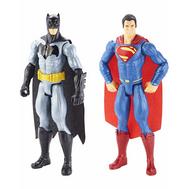 Набор фигурок Бэтмен и Супермен Mattel (Маттел) (DLN32), фото 1