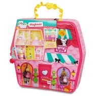 Игровой домик-переноска с куклой Lalaloopsy Mini и аксессуарами, фото 1