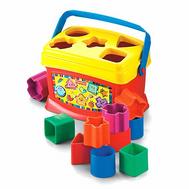 Первые кубики малыша Fisher Price (Фишер Прайс) (K7167), фото 1