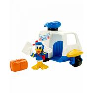 Транспортное средство Дональд Дак Mickey mouse Mattel (Маттел) (BDJ77), фото 1