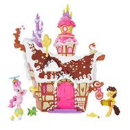 """Коллекционный игровой набор MLP пони """"Сахарный дворец"""" (B3594), фото 1"""
