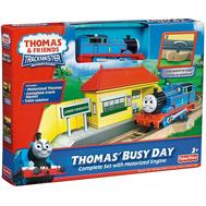 Набор Железная дорога Станция Трекмастер Томас и друзья Fisher Price (Фишер Прайс) (R9488), фото 1