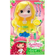 Игрушка Шарлотта Земляничка Кукла Лимона для моделирования причесок, 28 см, кор. (12216), фото 1