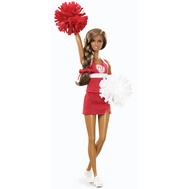 """Кукла Барби Коллекционная """"Университет Оклахома, Чирлидеры"""" Pink Label (X9206), фото 1"""