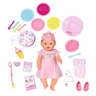 Кукла Интерактивная Нарядная с тортом, 43 см BABY born (825-129), фото 1